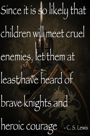 enemiescouragecslewis